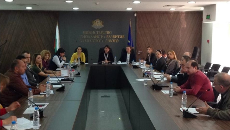 Участие в работна група по изменения в ЗУЕС, под ръководството на Министерство на регионалното развитие и благоустройството